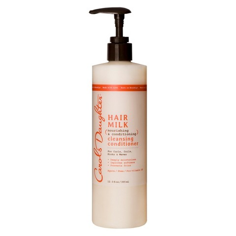 Carols Daughter Hair Milk Nourishing and Conditioning Cleansing Conditioner