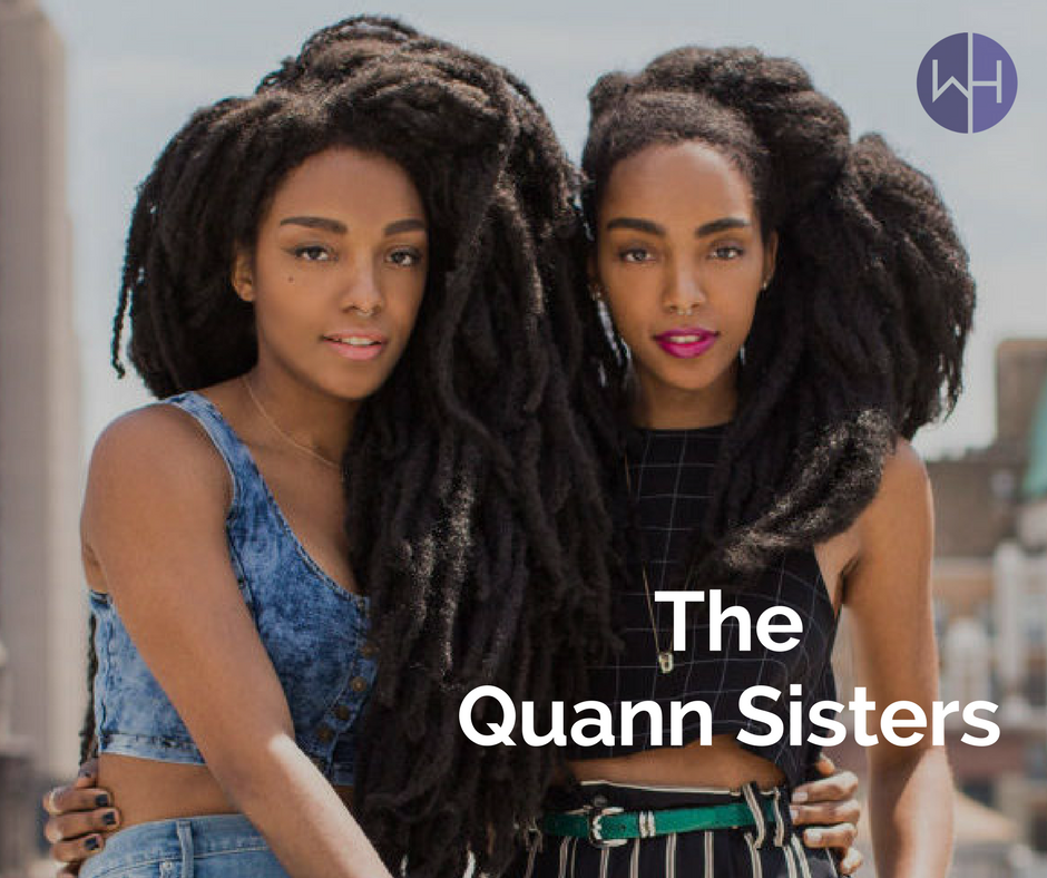 WH Profile Meet the Quann Sisters