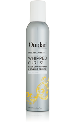 Curl Recovery Whipped Curls Daily Conditioner & Styling Primer
