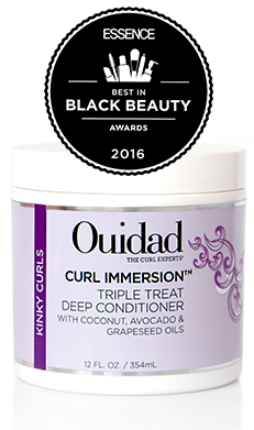 Curl Immersion Triple Treat Deep Conditioner