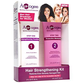 Hair Strengthening Kit by ApHogee