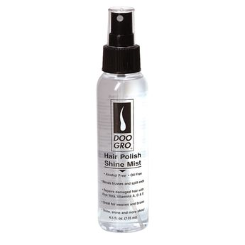 Hair Polish Shine Mist by Doo Gro