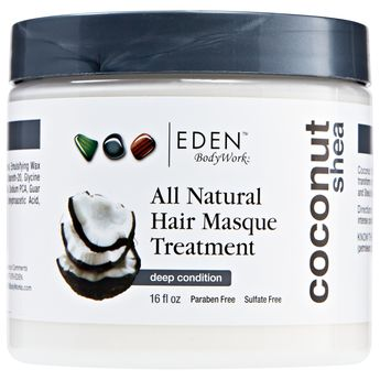 Coconut Shea Hair Masque by EDEN BodyWorks