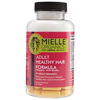 Advanced Healthy Hair Vitamins by Mielle Organics