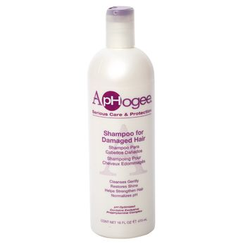 Damaged Hair Shampoo by ApHogee