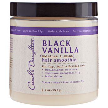 Black Vanilla Hair Smoothie by Carol's Daughter