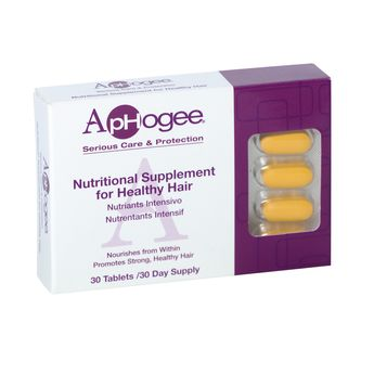 Healthy Hair Vitamin Supplement by ApHogee