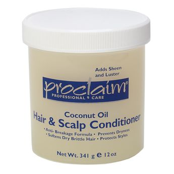 Coconut Oil Hair & Scalp Conditioner by Proclaim
