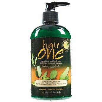 Jojoba Hair Cleanser Conditioner by Hair One