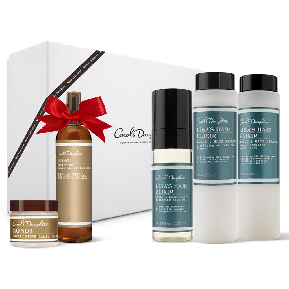 Lisa s Hair Elixir Holiday Set + FREE GIFTS!