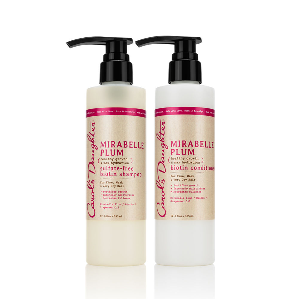 Mirabelle Plum Max Hair Health Duo