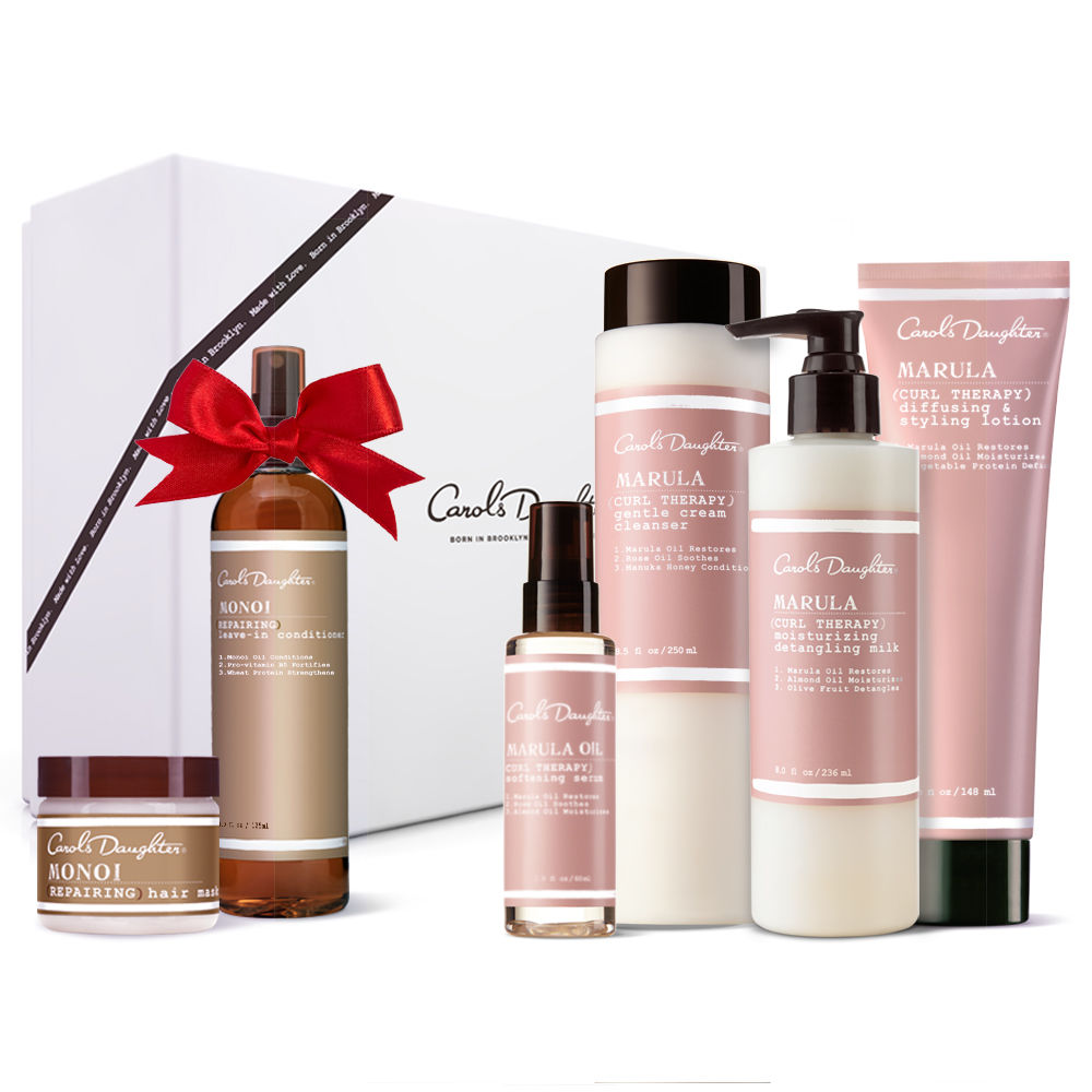 Marula Curl Therapy Holiday Set + FREE GIFTS!