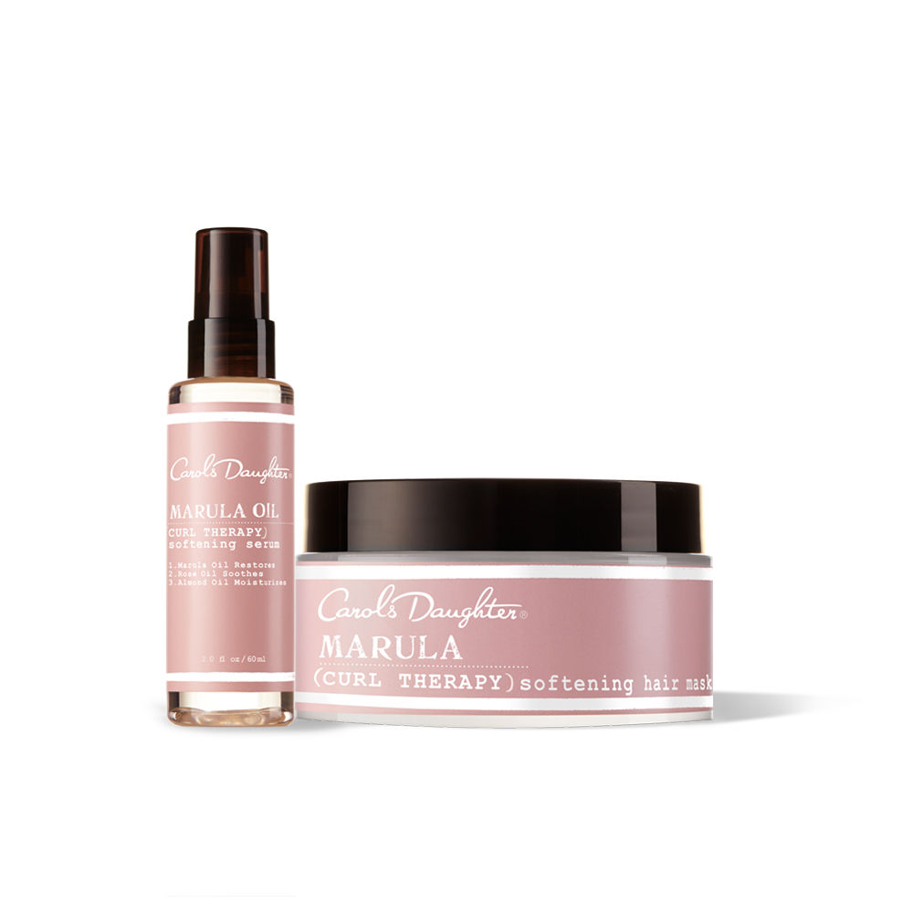Marula Curl Therapy Deep-Softening Duo