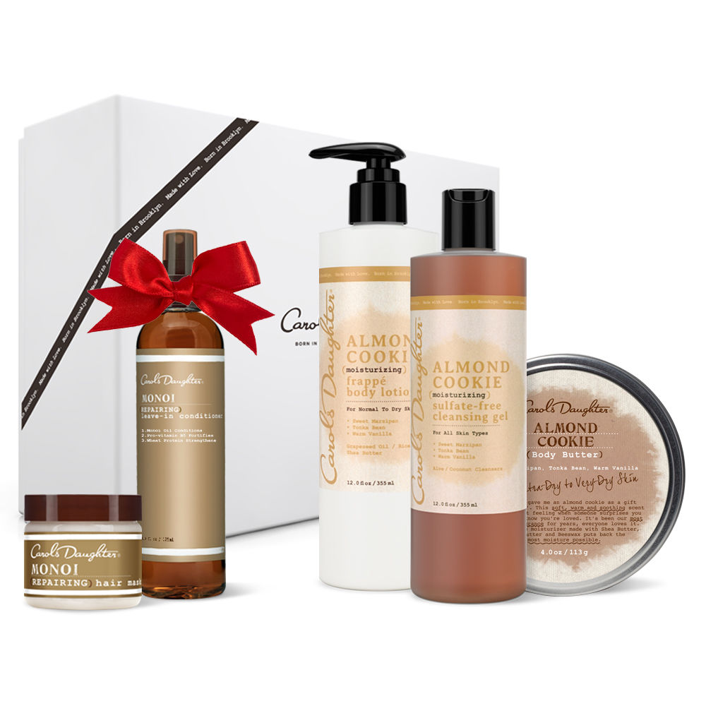 Almond Cookie Moisturizing Holiday Set + Free Gifts!