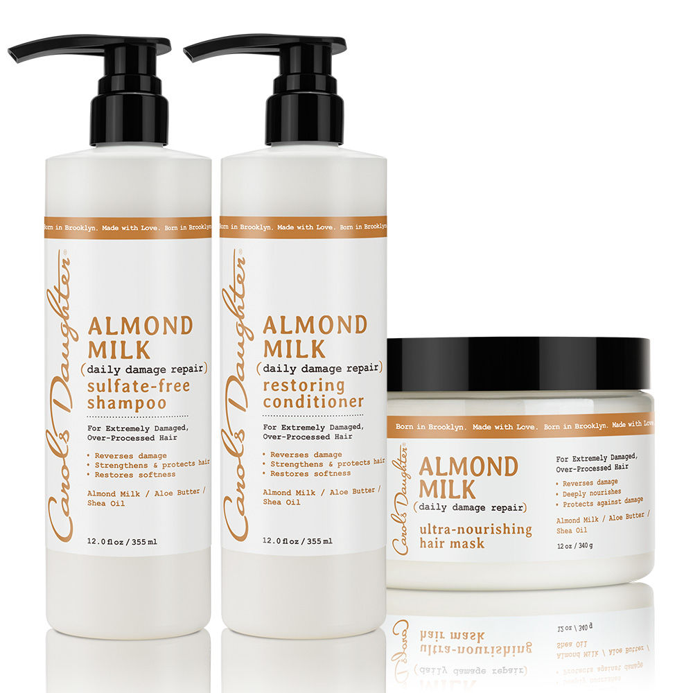 Almond Milk Daily Damage Repair Set