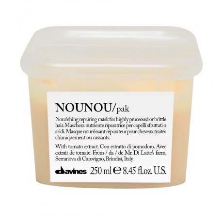 Davines NOUNOU Hair Mask - For Processed or Brittle Hair