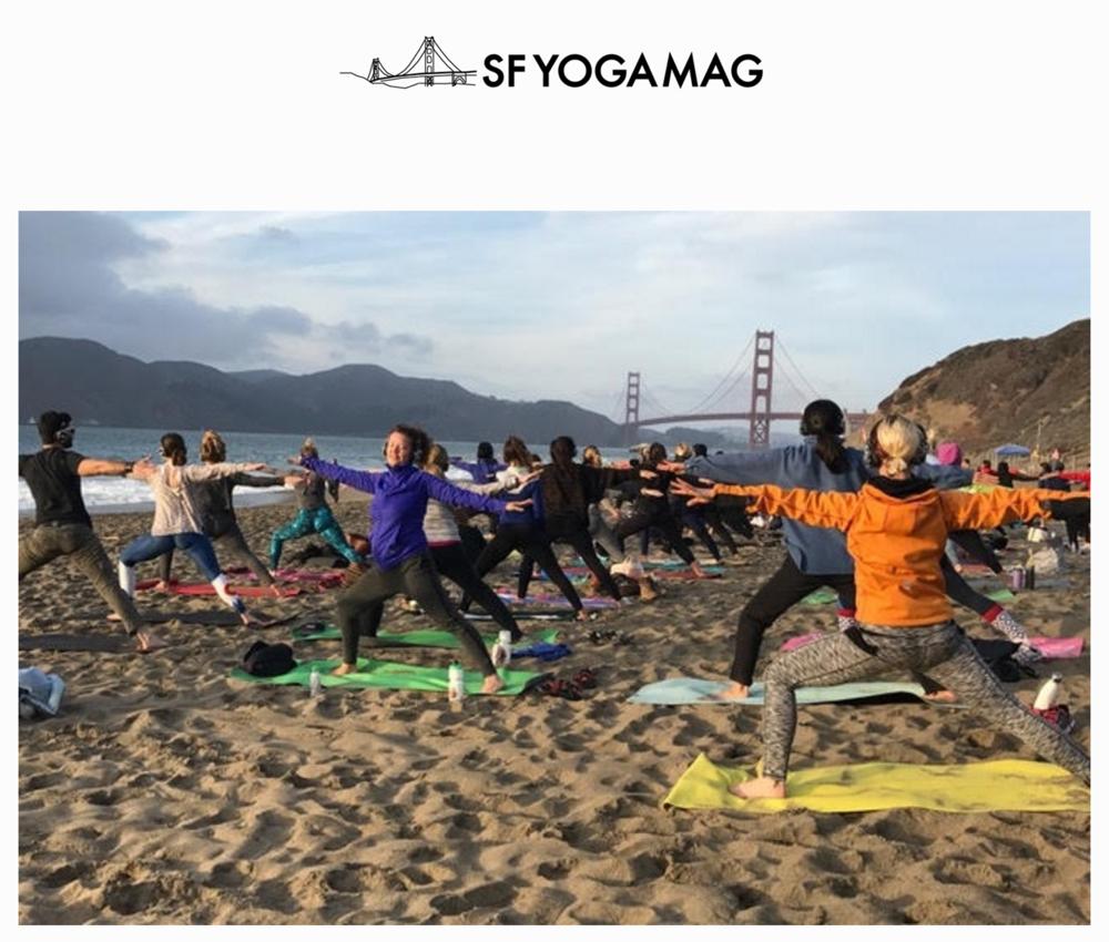 SF Yoga Mag