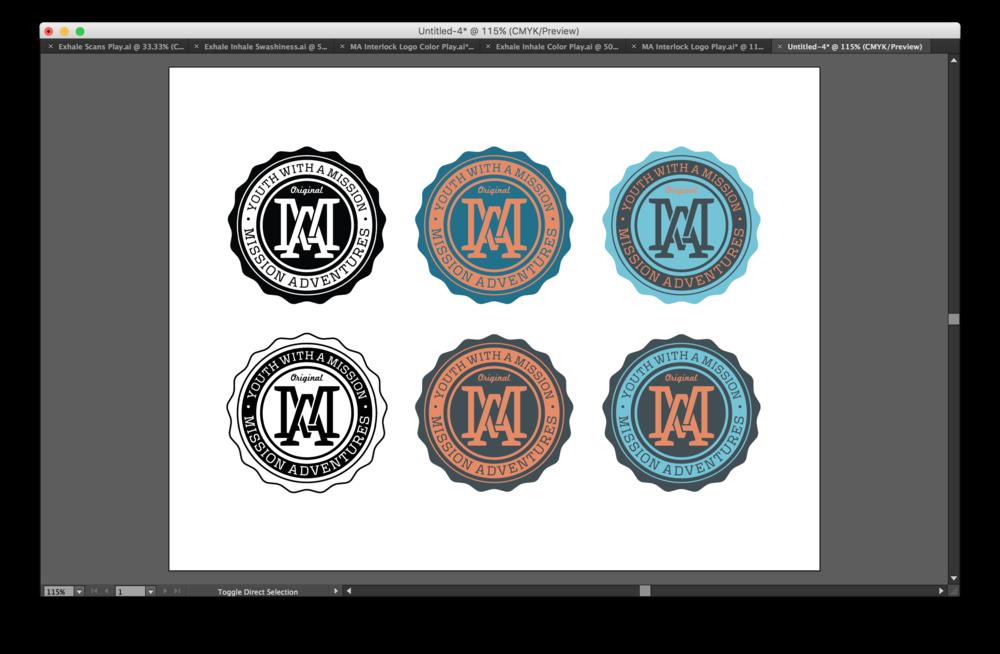 Interlock Logo Concept Screenshot