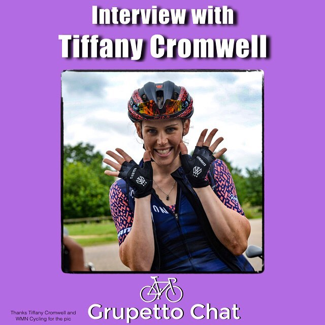 Michael sat down with @wmncycling rider @tiffanycromwell to talk #bergen2017 @cyclingaustralia #WWT and day to day life as a pro cyclist. You can find the interview on iTunes or on our website (link in our bio)
