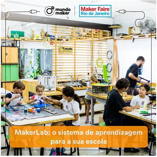 """O MundoMaker estará presente na Maker Faire Rio de Janeiro. Aproveite para conferir nossa oficina: """"Simuladores analógicos para aprendizagem de fabricação digital (CNC laser e Impressão 3D)"""", com facilitação da Juliana Ragusa.    Domingo - 04/11 - das 15h40 às 17h20.  Visite a Maker Faire! Os ingressos são gratuitos. Acesse o site e garanta o seu: bit.ly/VisiteMakerFaireRIO #MundoMaker #makerfaire #makerfairerio #fazerparaaprender"""