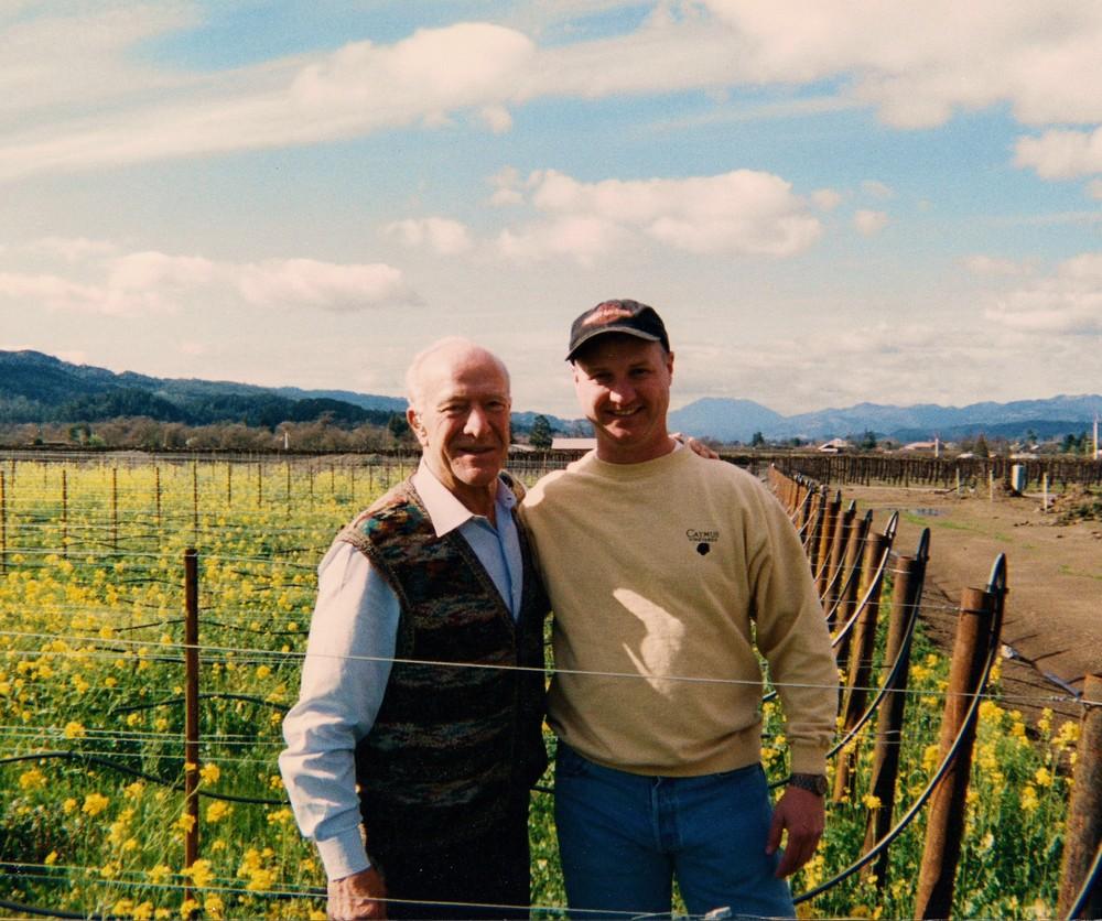 Robert Mondavi, Robert Mondavi Winery