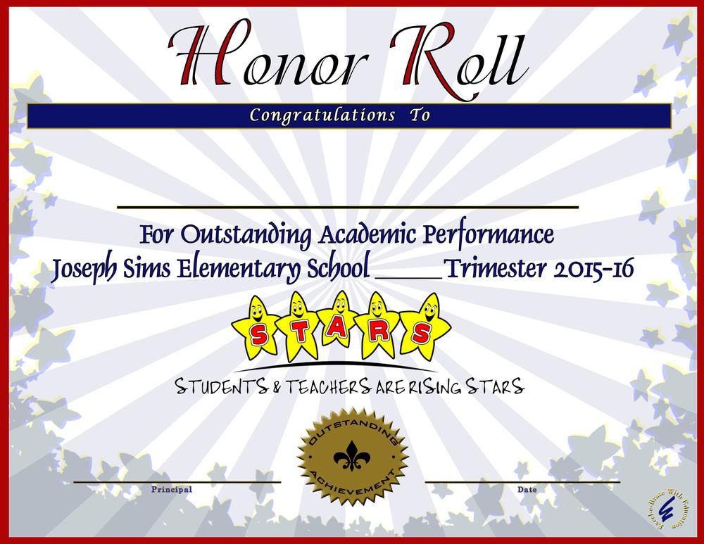 Award Item: HR-1