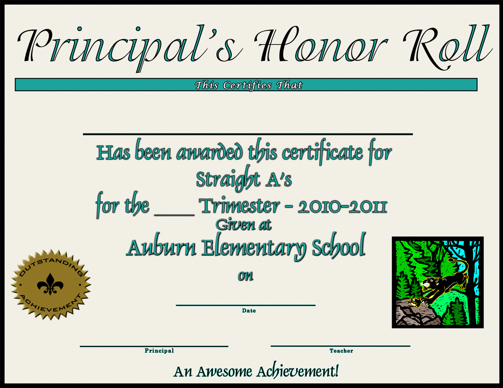 Award Item: PR-2