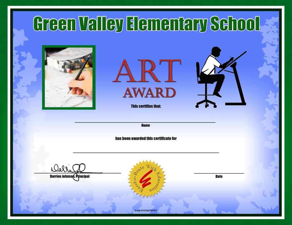 Award Item: SS-1
