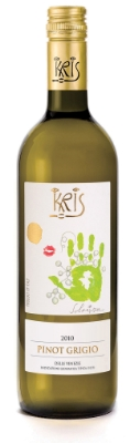 Kris Pinot Grigio - light and refreshing with enticing aromas of acacia flowers, citrus, tangerine, and hints of apricots, almonds, and honey