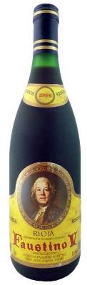 Faustino V 1998 Rioja Reserve