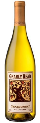 Gnarly Head Chardonnay  - This chardonnay offers heady flavors of citrus and pear and a touch of vanilla