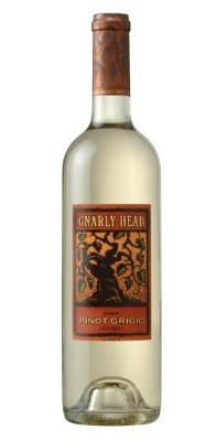 Gnarly Head Pinot Grigio - light and bright, with a honeysuckle aroma and citrus flavor of Meyer lemon, this Pinot Grigio was delightful alongside a spicy penne alla vodka