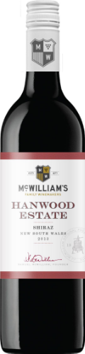 McWilliams Hanwood Estate Shiraz 2013
