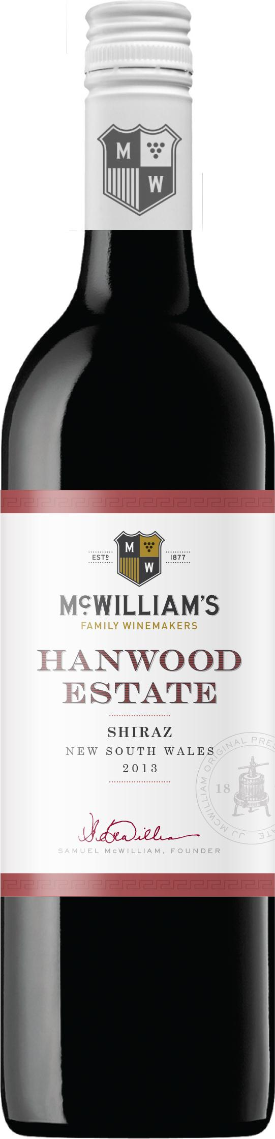 McWilliam's Shiraz