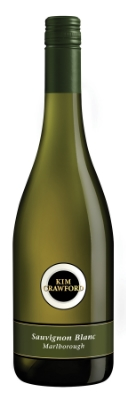 Kim Crawford Sauvignon Blanc   - grass and tropical fruit are on the nose; the palate reveals low acid and medium alcohol levels with notes of kiwi, lime zest, and honeydew