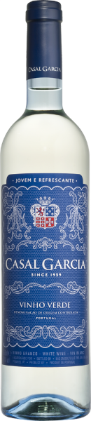 Casal Garcia Vinho Verde ($7.99) - light and crisp, slightly bubbly, lots of lime and a wee bit of pineapple. Let this one tag along to the beach!