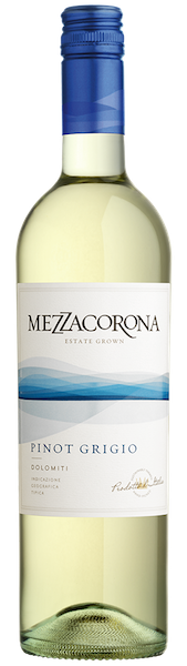 Mezzacorona Pinot Grigio ($8) – serve with grilled chicken & veggie salads