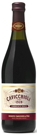 Cavicchioli Lambrusco Dolce ($6.99) - light-bodied and bubbly, this sweet wine is filled with notes of strawberries, raspberries, and cherries. Serve ice-cold with cured meats. The sweet-salty combo is killer in summertime!