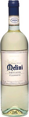 Melini Orvieto Classico DOC 2012 ($7.99) - If you like Chardonnay, Orvieto is for you! This white's pretty dry, though gets sweeter the more you put away. Creamy with a touch of alcohol, the wine carries notes cantaloupe and apple blossom, along with a crisp, long finish.