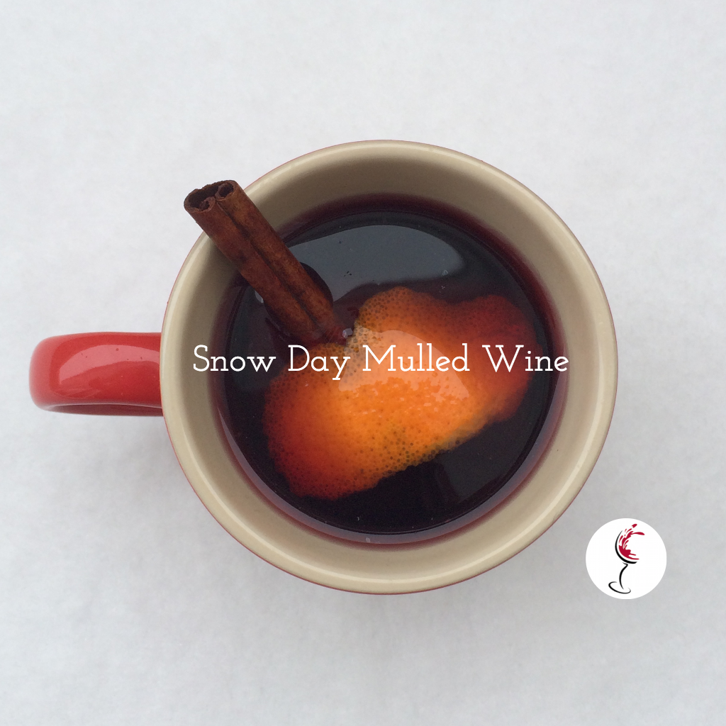 Snow Day Mulled Wine