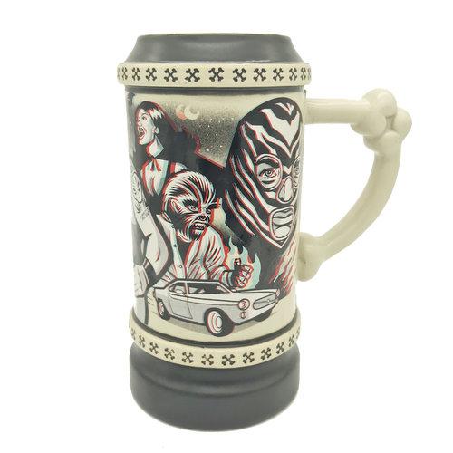 Lucha Libre Mug - Full Color — Münkstein