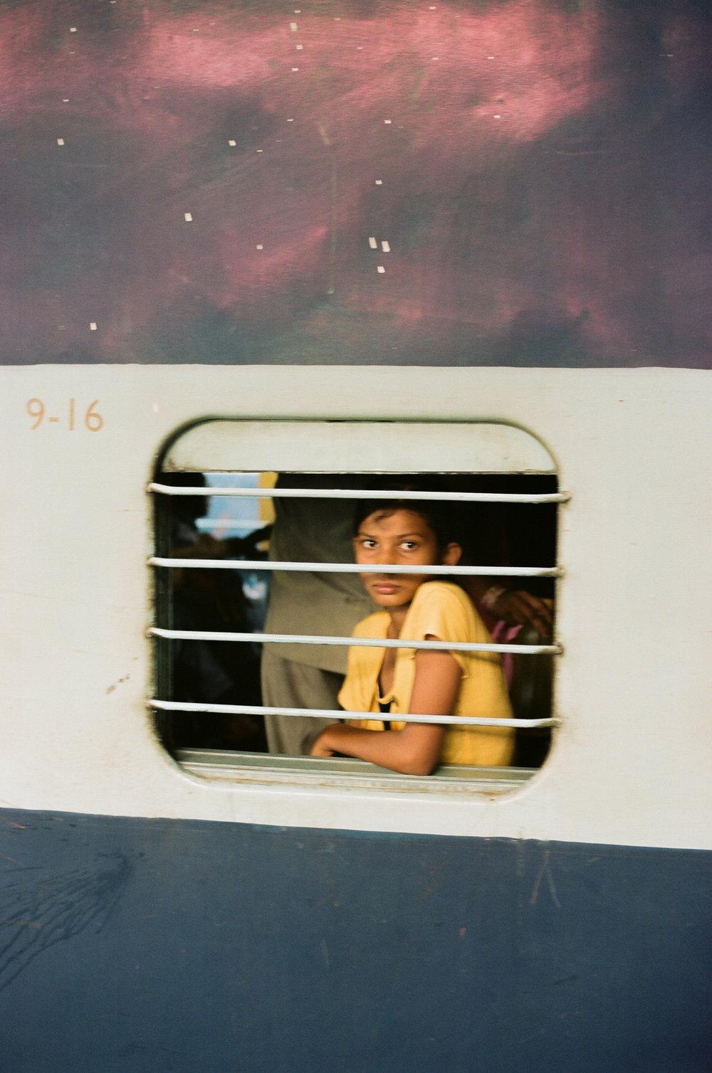Varanasi, India. Girl in yellow.jpg