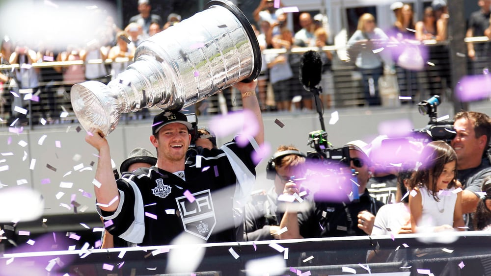 LA KINGS CHAMPIONSHIP PARADE