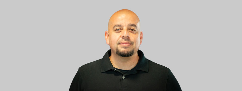 Sergio Galvez  Technical & Production Operations Manager