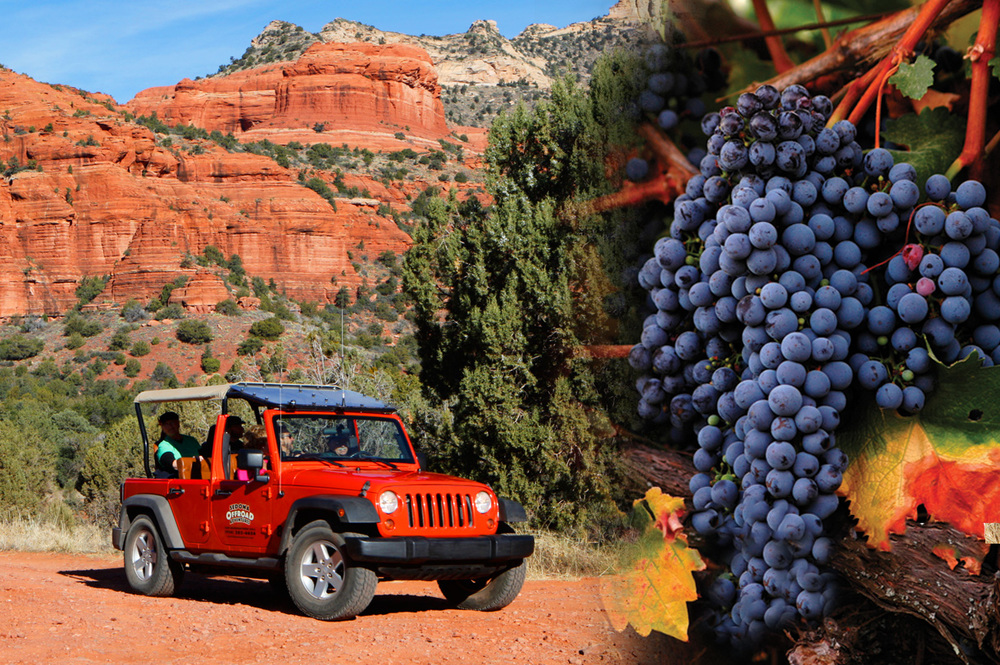 Jeep Wine Combo Tour