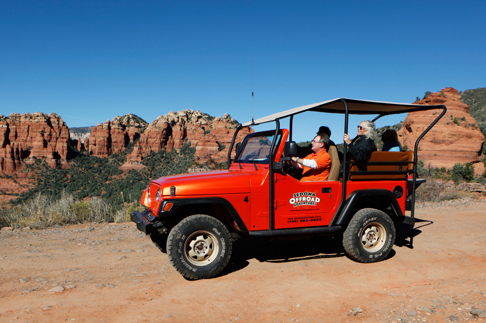 Sedona Offroad Adventures Jeep Tours