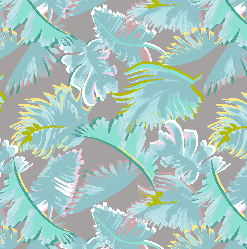 05315 Tropical Lustre - #971 Opal Gray-Multi - 24in REPEAT - Gossip Jr. 2019.jpg