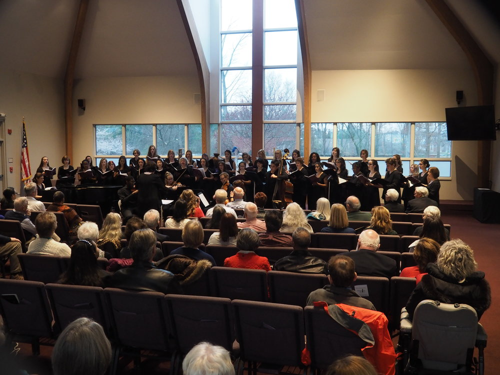 2nd Annual Women's Choral Festival