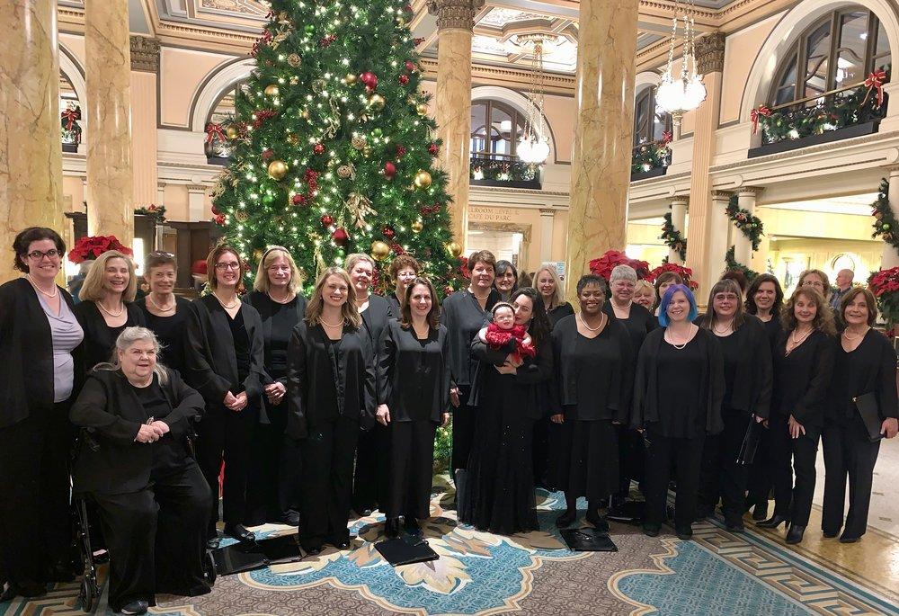 Willard Holiday Concert 2018