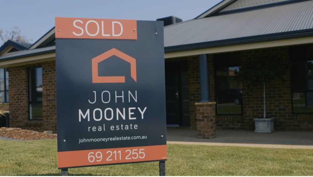 john mooney real estate video production wagga